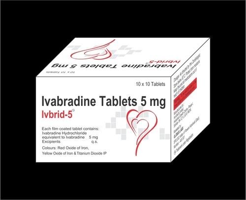 Ivabradine Tablet