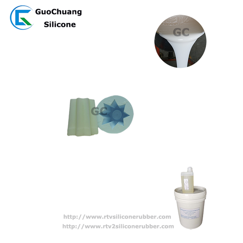rtv2 liquid silicone rubber for candle soap molds making