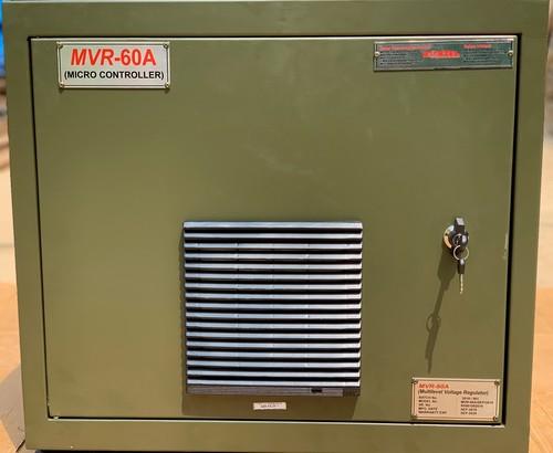 Multilevel Voltage Regulator