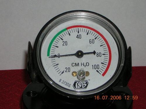 CM H2O capsule diaphargm type