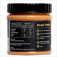 Peanut Butter Crunchy 300g