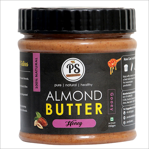 Almond Butter Honey 250g