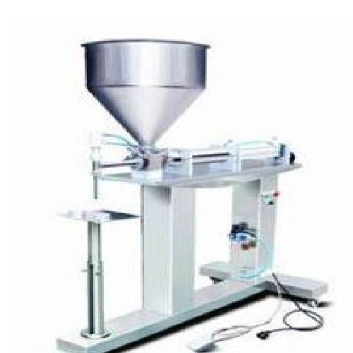 Semi Automatic Humus Paste Filling Machine