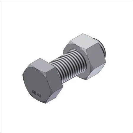 Metal M16 Nut Bolt