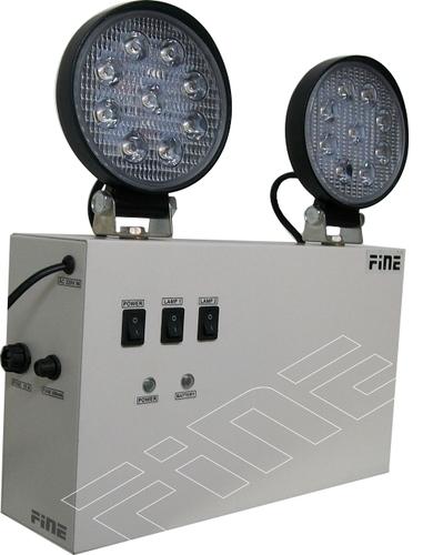 LED INDUSTRIAL EMERGENCY LIGHT - IEL BC LED18W