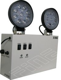 LED INDUSTRIAL EMERGENCY LIGHT - IEL BC LED18W