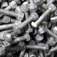 Railway Nut Bolt