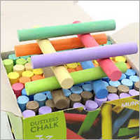 Colored Dustless Chalk