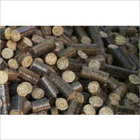 Natural Biomass Briquettes