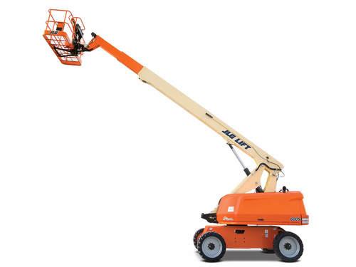 boom lift hydraulic pump