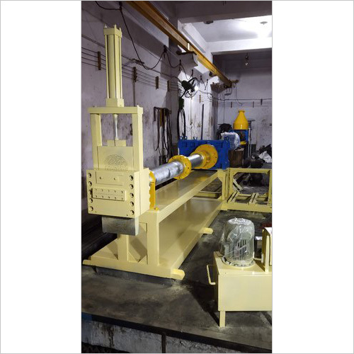 Mild Steel Automatic Recycling Extruder