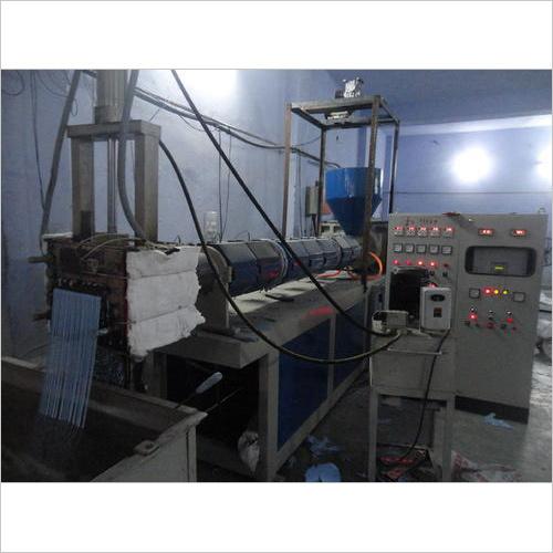 Mild Steel Plastic Recycling Extruder