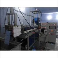 Mild Steel Plastic Recycling Extruder
