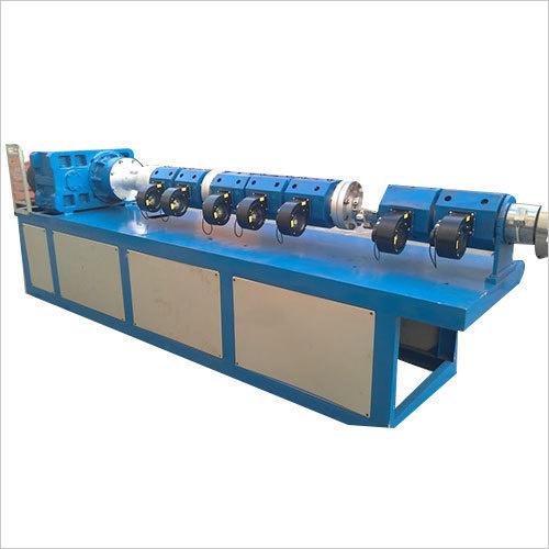 Mild Steel Pipe Extruder Vented Extruder