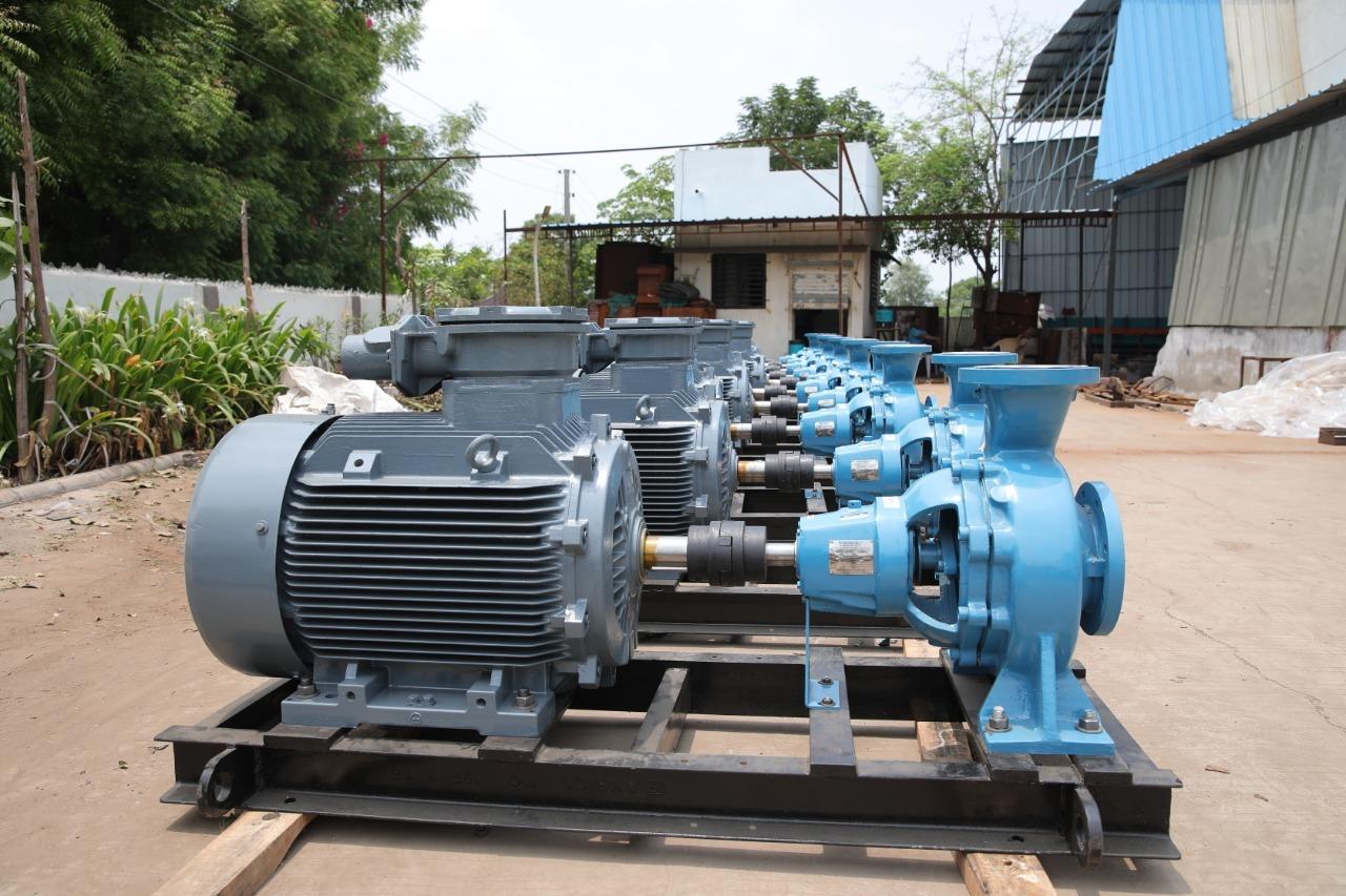 Motor Driven Centrifugal Pump