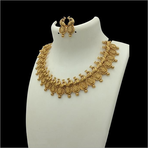 Ladies Wedding Necklace Set