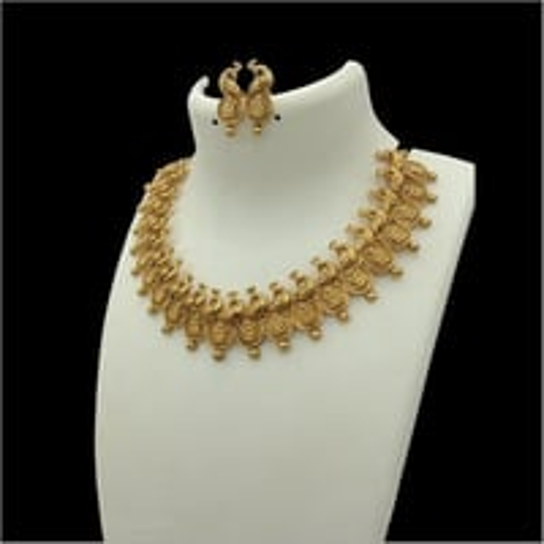 Ladies Wedding Necklace Set