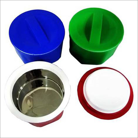 Single Layer Steel Container Set With Inside Steel