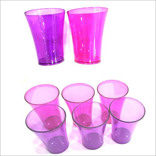 Colorful Glasses Set Of 6