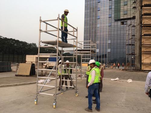 Aluminum Mobile Towers