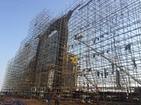 Scaffolding for events & stage