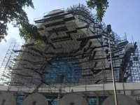 Specialised access scaffolding for any structure