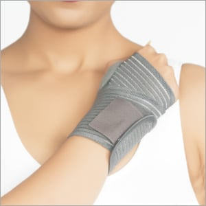Wrist Grip With Thumb