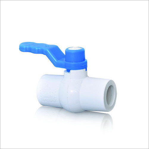 JK UPVC Long Handle Ball Valve