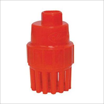 Thread Red Foot Valve