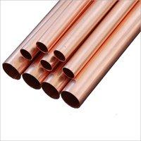 Round Copper Tube