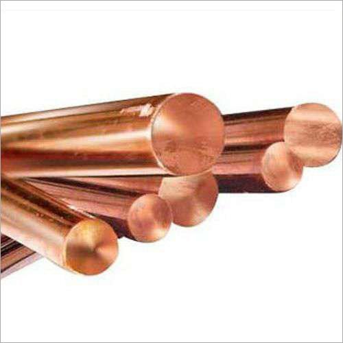 Copper Rods & Bars