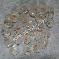 Clear quartz Rune sets