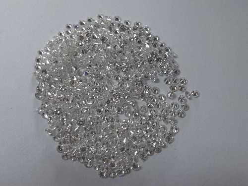 Cvd Diamond 0.8mm to 0.9mm GHI VVS VS Round Brilliant Cut Lab Grown HPHT Loose Stones TCW 1