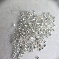 Cvd Diamond 1.10mm to1.15mm GHI VVS VS Round Brilliant Cut Lab Grown HPHT Loose Stones TCW 1