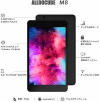 Alldocube M8(T806)