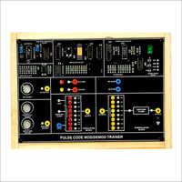 Al-E164 Pulse Code Modulation and Demodulation Trainer