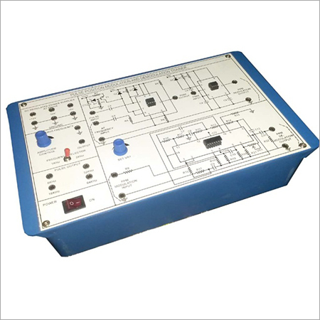 AL-E166 Pulse Position Modulation and Demodulation Trainer