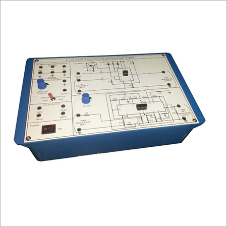 AL-E169 Pulse Width Modulation and Demodulation Trainer