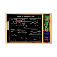 Al-E202 Analog Sampling and Reconstruction Trainer
