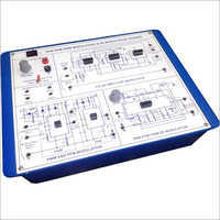AL-E334 PAM, PPM, PWM Modulation and Demodulation Trainer