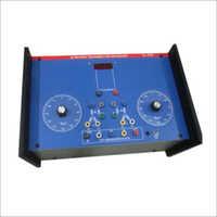 AL-E384 Synchro Transmitter Receiver Control Trainer