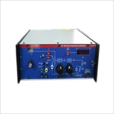 AL-E537 AC Position Servo Control System Trainer