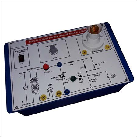 AL-E037 SINGLE PHASE AC PHASE CONTROL BY TRIAC-DIAC