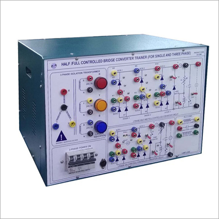 AL-E208 SCR SINGLE AND THREE PHASE HALF-FULL CONTROLLED BRIDGE CONVERTER