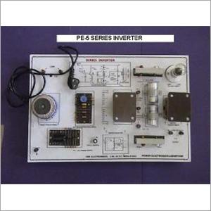 AL-E272 SINGLE PHASE SERIES INVERTER USING SCR