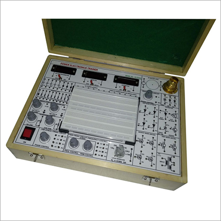 Al-e393a Power Electronics Trainer (Pet-v2)