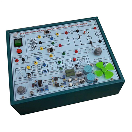 AL-E463 SCR SINGLE PHASE FULL CONTROLLED RECTIFIER