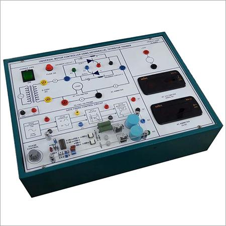 AL-E466A Universal Motor Controller Using Antiparallel Thyristor