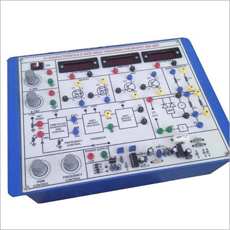 AL-E479 Static and Dynamic Characteristics of Power Transistor