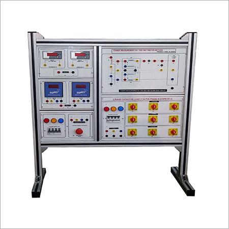 Al-e284a Power Measurement By Two Wattmeter Method
